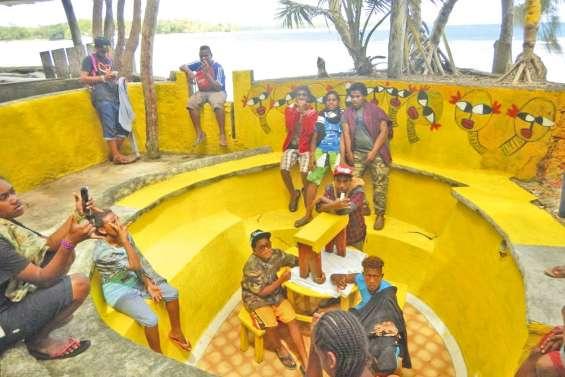 Une première rencontre avec le Vanuatu