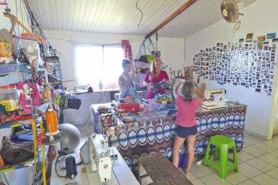 Les artistes ont ouvert  les portes de leur atelier