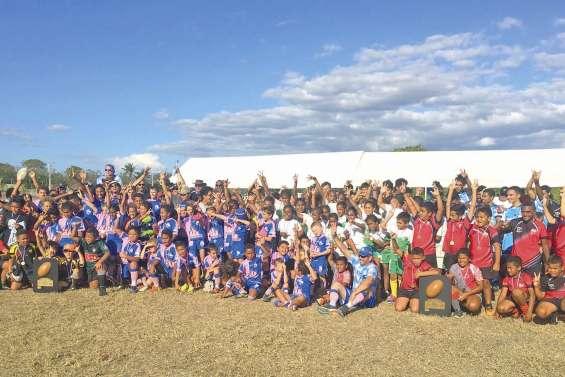 Plus de cent cinquante enfants au tournoi annuel des Crevettes musclées