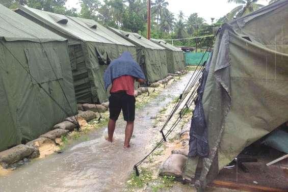 Manus : Port Moresby tente de calmer le jeu