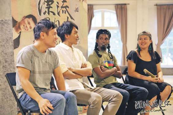 Le reggae du pays résonne à Taïwan