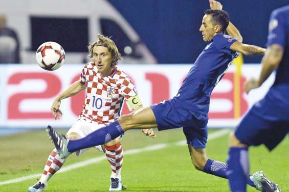 La Croatie fait un grand pas vers le Mondial