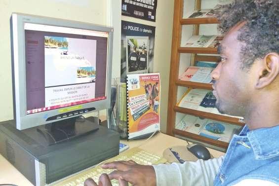 Norbert transmet la parole des jeunes Kunié