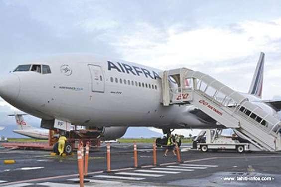 Pas de vol Air France avant le 30 juin