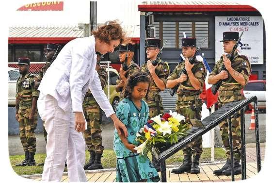 Les petits « veilleurs de mémoire » participent aux commémorations