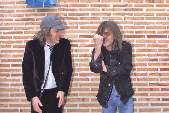 AC/DC perd Malcolm Young, son cofondateur