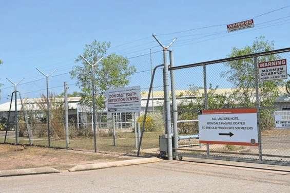 Les jeunes Aborigènes maltraités en prison