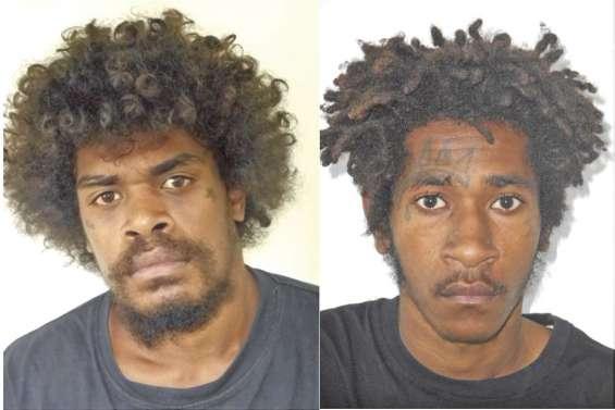 Evasion de samedi :  deux prisonniers en cavale