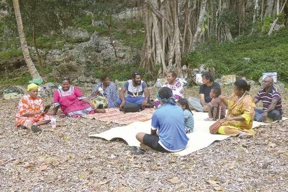 La tribu de Xodré a inauguré  son festival Puhnene Gome I Coo