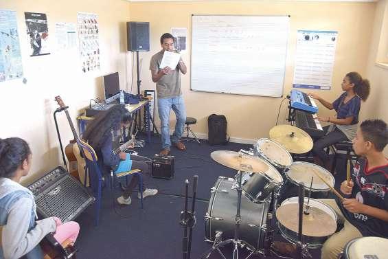 La musique, un levier  pour la réussite scolaire