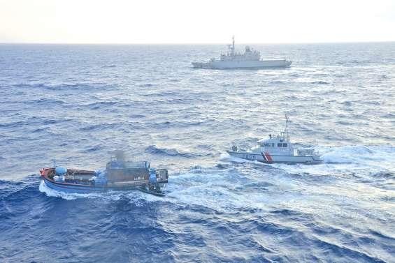 Un an de prison pour les capitaines vietnamiens des blue boats