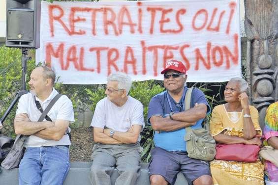Les retraités appelent à manifester le 19 décembre