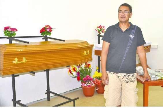 Un service de pompes funèbres a ouvert à Poindimié