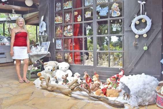 Noël, le temps où blanchit  la maison d'Anne-Marie
