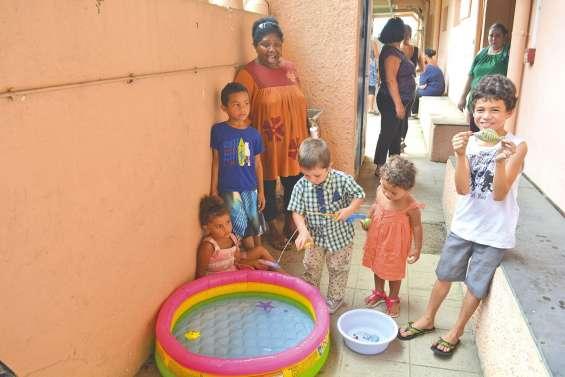 Le centre communal d'actions  sociales offre un Noël aux enfants