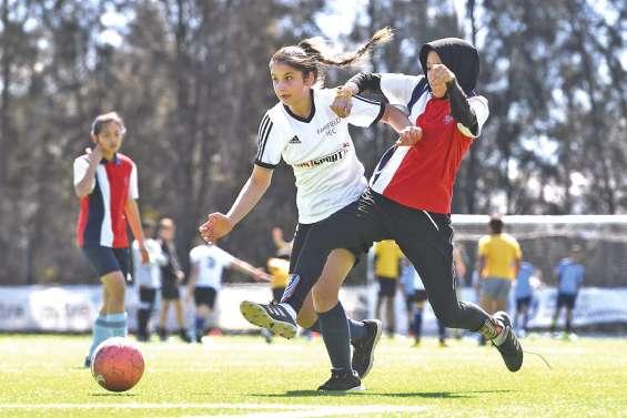 Le football, un tremplin pour les jeunes réfugiés