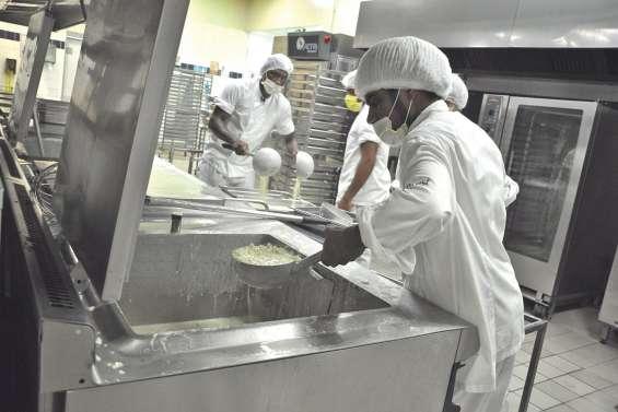Newrest veut révolutionner l'assiette des écoliers