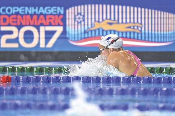 Lara Grangeon médaillée au championnat d'Europe
