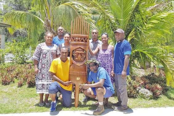 Les équipes des Îles se distinguent