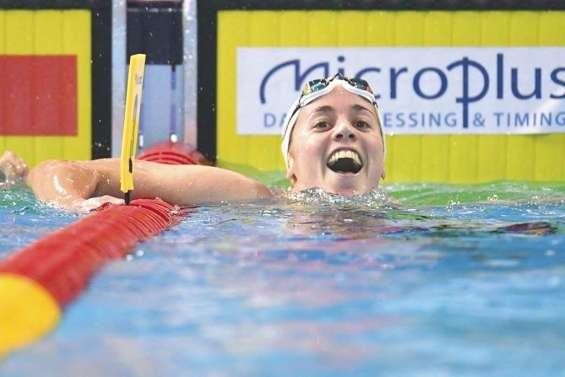 Lara Grangeon gagne une 6e médaille européenne