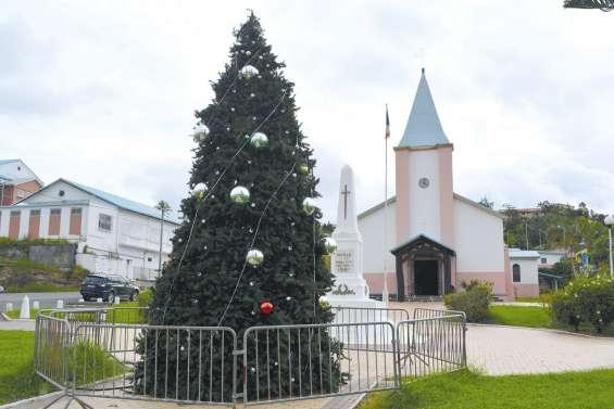 Les festivités de Noël  ont commencé à Bourail