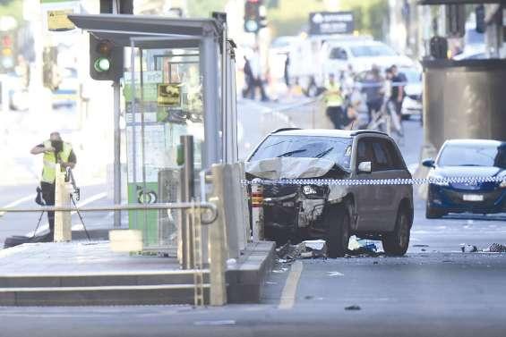 Attaque à Melbourne : l'auteur inculpé