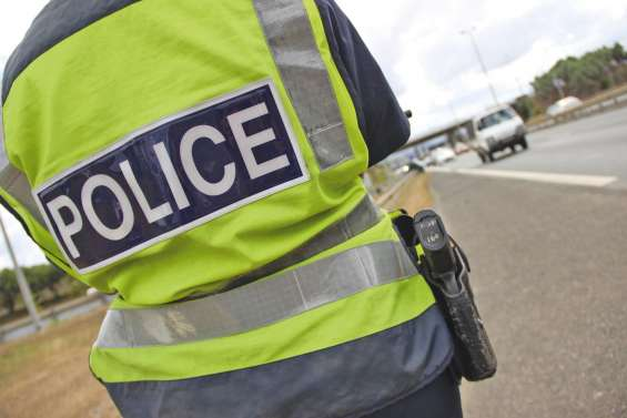 Course-poursuite avec la police nationale dans  le centre-ville de Nouméa