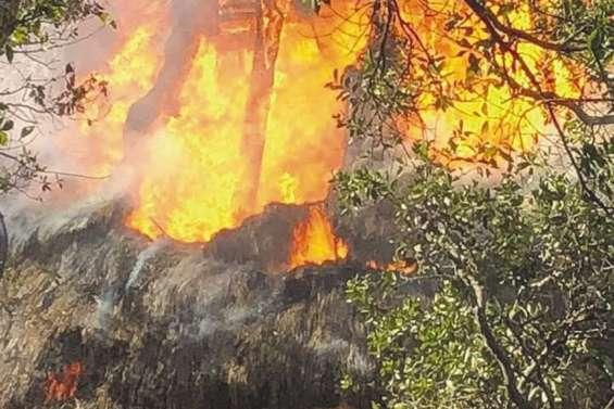 L'enquête suit son cours après l'incendie de bungalows à Deva