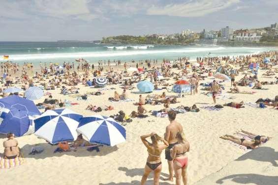 Il a fait 47 degrés dimanche à Sydney