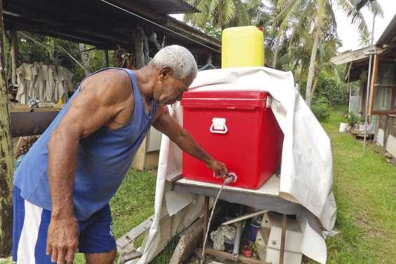 L'eau ne coule plus de source à Kuto