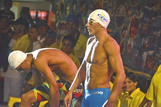Florent Janin face à un champion olympique