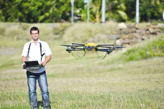 Règles simplifiées pour les drones