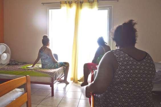 La Maison du réseau, le refuge des femmes enceintes