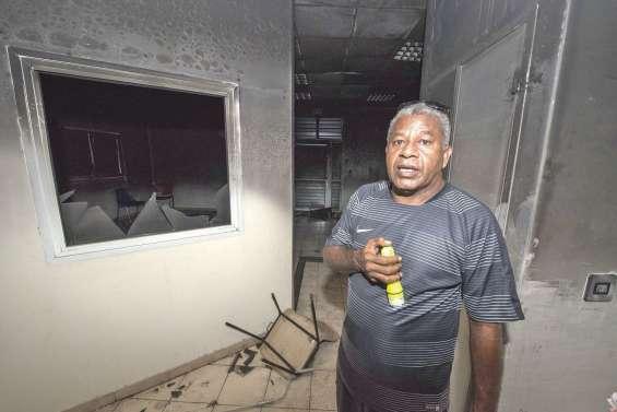 L'incendie à Tindu  était une vengeance