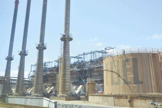 Une nouvelle centrale  à Doniambo à la fin 2021