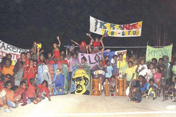 250 sportifs survoltés à Pagou