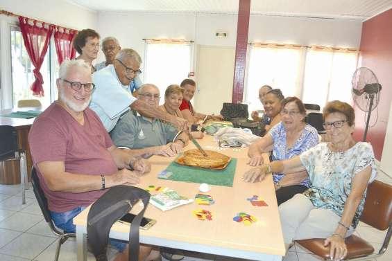 Les seniors retrouvent  leur rendez-vous du mardi