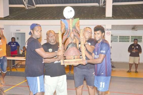 La quatrième coupe Tjibaou  attire les sportifs des tribus