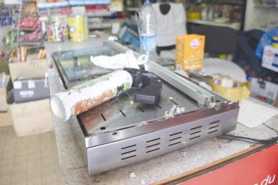 Épicerie braquée : l'ado de 17 ans incarcéré