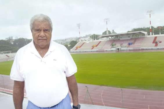Paul Poaniewa, Cagou olympique