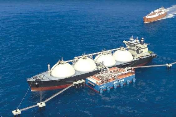 Traitement du gaz :  la solution flottante étudiée
