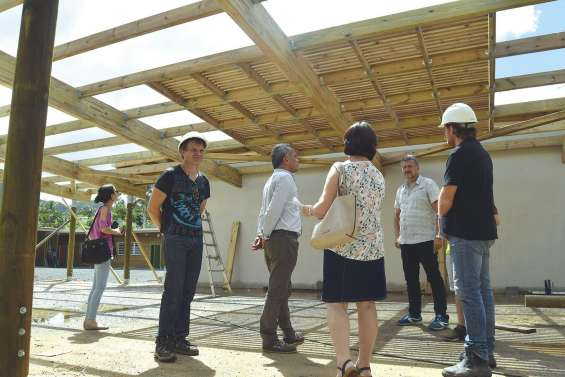 Païta Sud 2, une école quasi ouverte