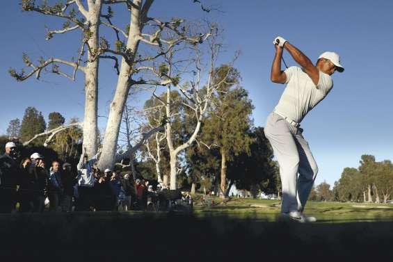 Tiger Woods n'a « pas bien joué » en Californie