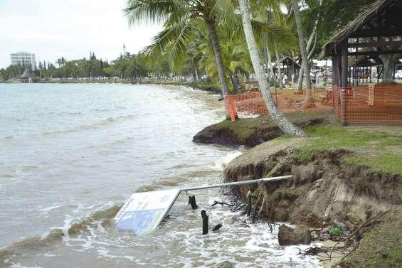 Le cyclone Gita aura fait très peu de dégâts