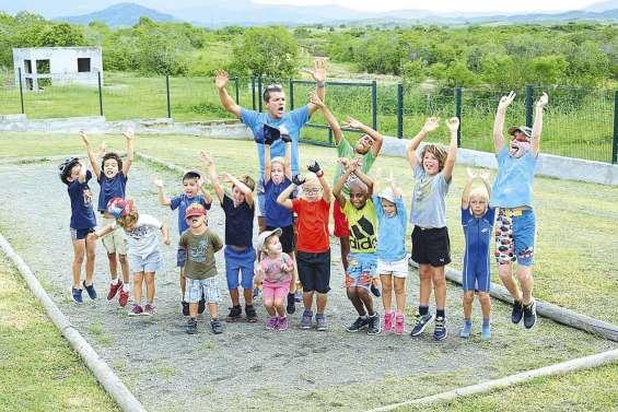 Les enfants ont triplé leur plaisir  avec le Happythlon