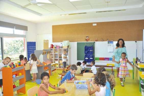 Une classe a ouvert à Bwadouvalan