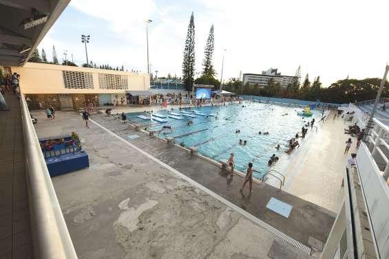 La piscine du Ouen Toro est fermée