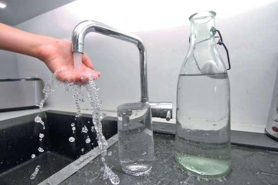 Une eau de bonne qualité
