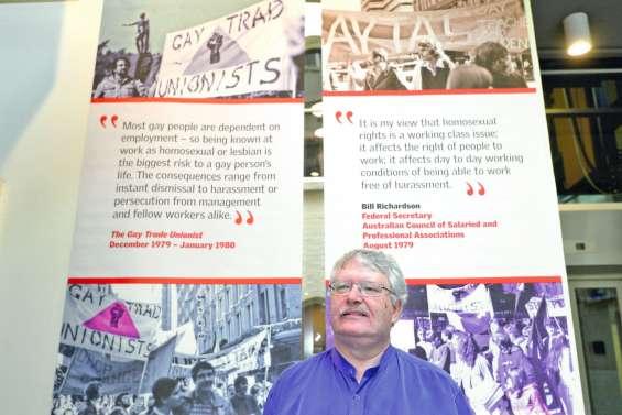La gay pride de Sydney fête ses quarante ans