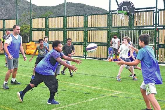 Le RSMA ouvre son école de rugby